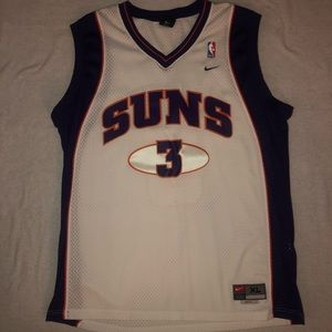 Stephon Marbury throwback vintage SUNS jersey XL